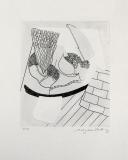 Willy Meyer-Osburg: Komposition, 1972 (2)