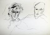 Ernesto Treccani: Il Decamerone VIII, 1979