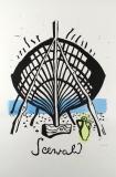 Richard Seewald: Bootswerft Korfu, 1974