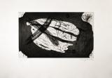 A.R. Penck: Komposition, 1983