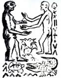 A.R. Penck: Ergebnis, 1989