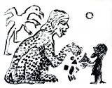 A.R. Penck: Folge und Konsequenz, 1989