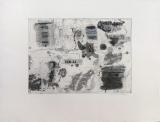 Armin Sandig: Komposition, 1974 (2)