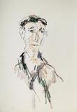 Ernesto Treccani: ritratto (2)
