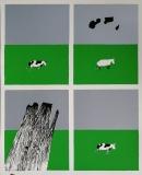 Jan Voss: Komposition,  1970