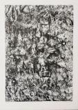 Jean Dubuffet: Theatre des mèches et larmes, 1959