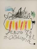 Joan Miró: Per un Teatre a Catalunya, 1973