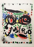 Joan Miró: Philadelphia Museum of Art, 1966