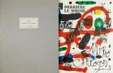Derriere le Miroir No. 151-152, 1965 (Miró)
