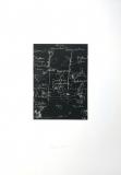 Joseph Beuys: Tafel III, 1980