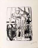 K.R.H. Sonderborg: OHNE TITEL, 1968