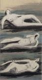 Maitres-Graveures Contemporains 1979 (Henry Moore)