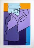 Valerio Adami: Monographie, 1974
