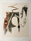 Wifredo Lam: Composition, 1966