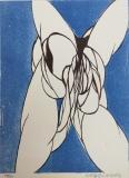Wolff Buchholz: Neujahrsfiguren VII, 1967