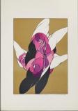 Wolff Buchholz: Figurenturm für Willi U., 1969