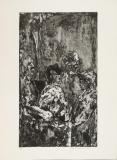 Wolff Buchholz: Gespräch 3, 1960