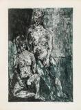 Wolff Buchholz: Figurenkomposition 6/60, 1960