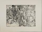 Wolff Buchholz: Wald , 1960