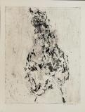 Wolff Buchholz: Frau (Portrait), 1963